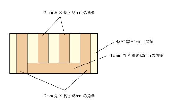 ペンスタンドのイメージ図